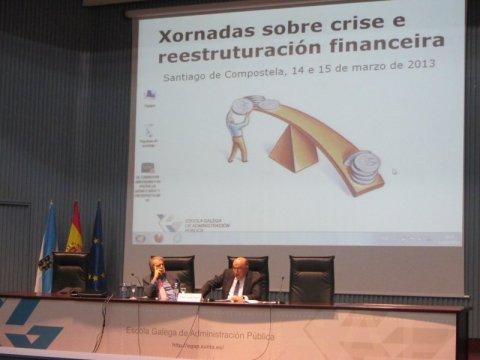 Os principios de Basilea no medio prazo - Xornadas sobre Crise e Reestruturación Financeira